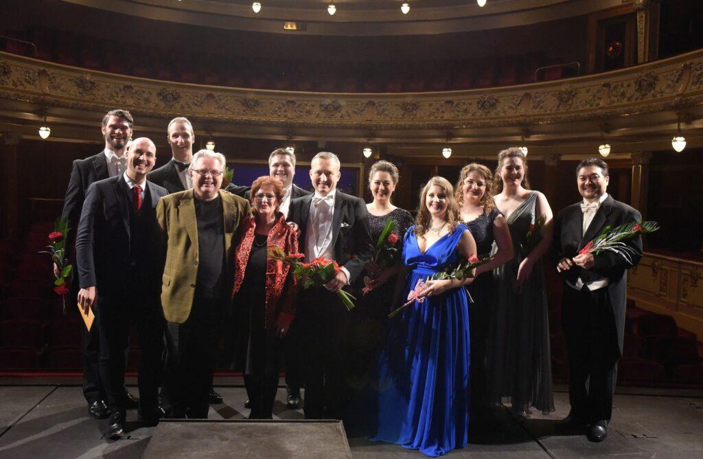 Již potřetí vystoupí vPlzni pěvci Operního studia Univerzity Britské Kolumbie