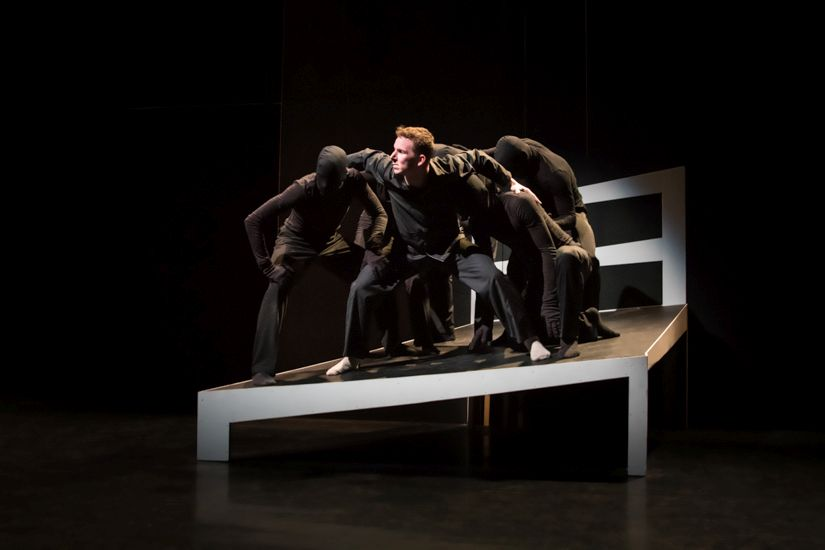 Proměna Franze Kafky se stala inspirací pro choreografické uskupeníDekkadancers
