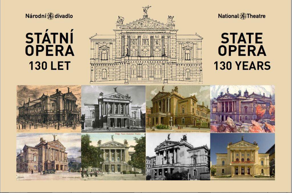 Před 130 lety byl zahájen provoz v budově dnešní Státní opery