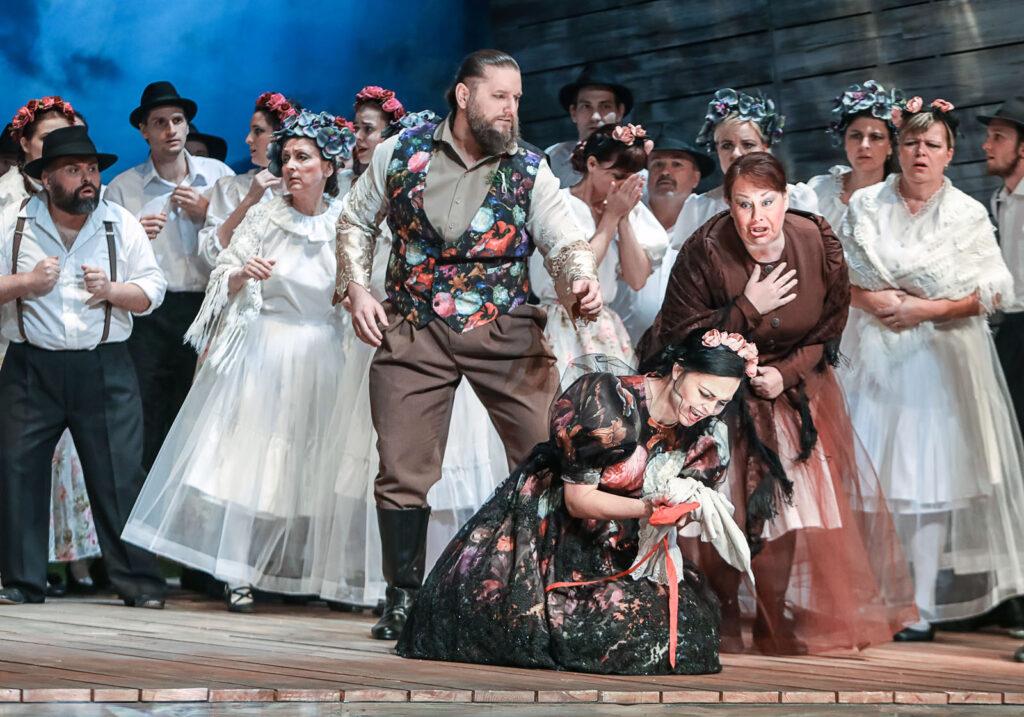 Jihočeské divadlo připravilo operní inscenaci Její pastorkyňa