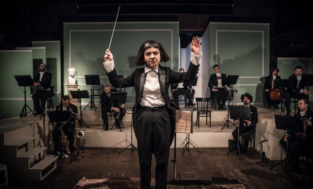 Husa na provázku láká na inscenaci o výjimečné skladatelce Vítězslavě Kaprálové