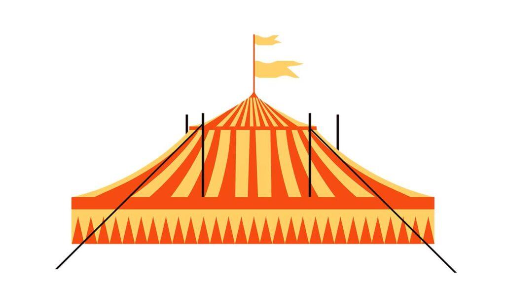 Cirkus bude! (v Brně) – mezinárodní festival nového cirkusu, divadla a hudby