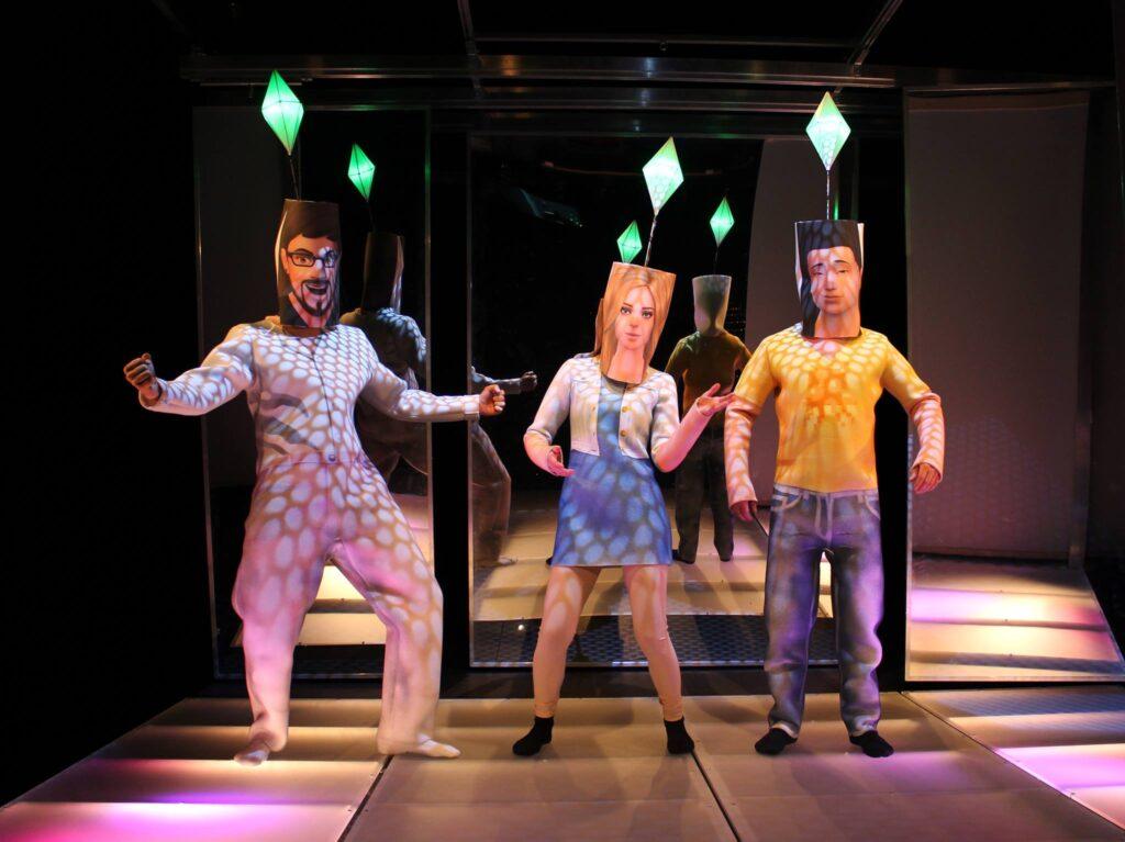 Nová komedie pro náctileté v Naivním divadle