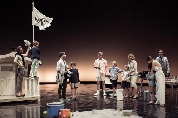 Nová Atlantida Jiřího Adámka má premiéru 1. března na Nové scéně