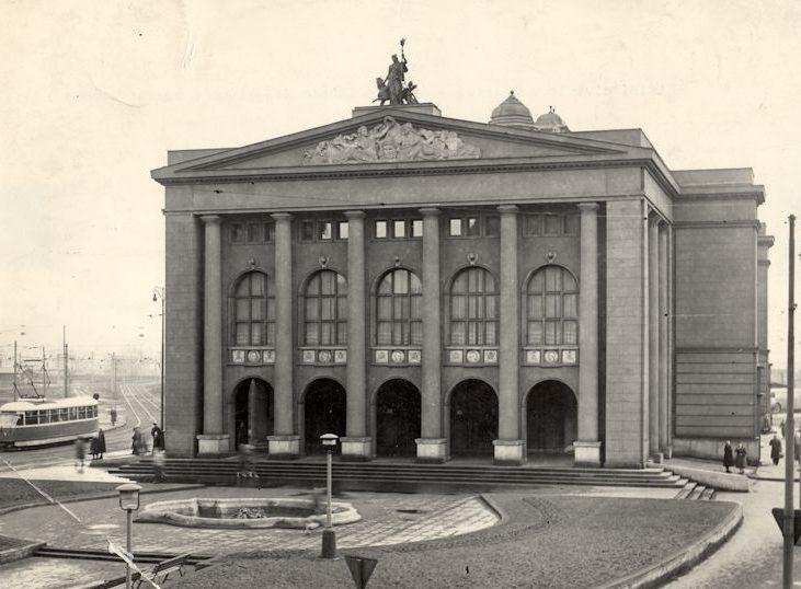 Ostravský divadelní archiv zmapuje historii profesionálních scén
