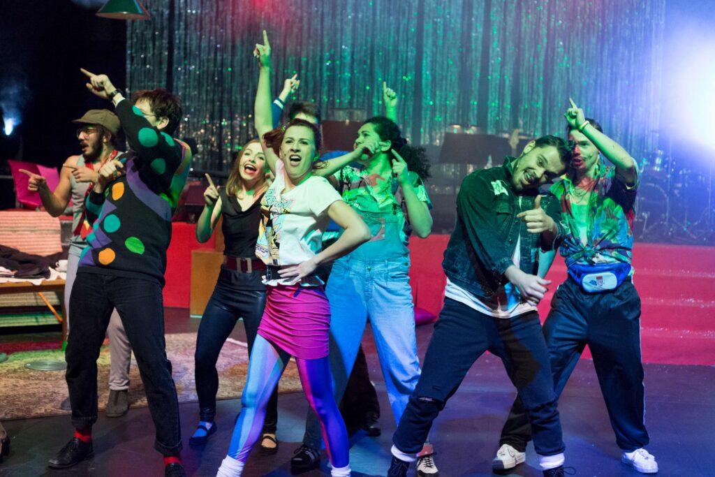 Studenti muzikálu z JAMU nabízí hudební komedii Tajný deník Adriana Molea