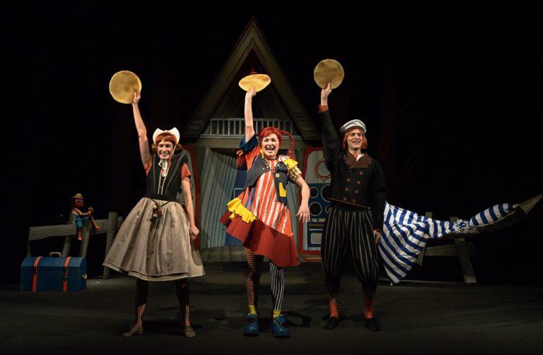 Divadlo Radost uvádí jako svou druhou premiéru sezony 2017/2018 Pipi Dlouhou punčochu