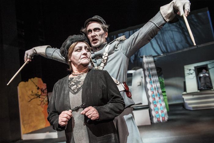 Horácké divadlo Jihlava mimořádně uvede inscenaci Vrátila se jedné noci