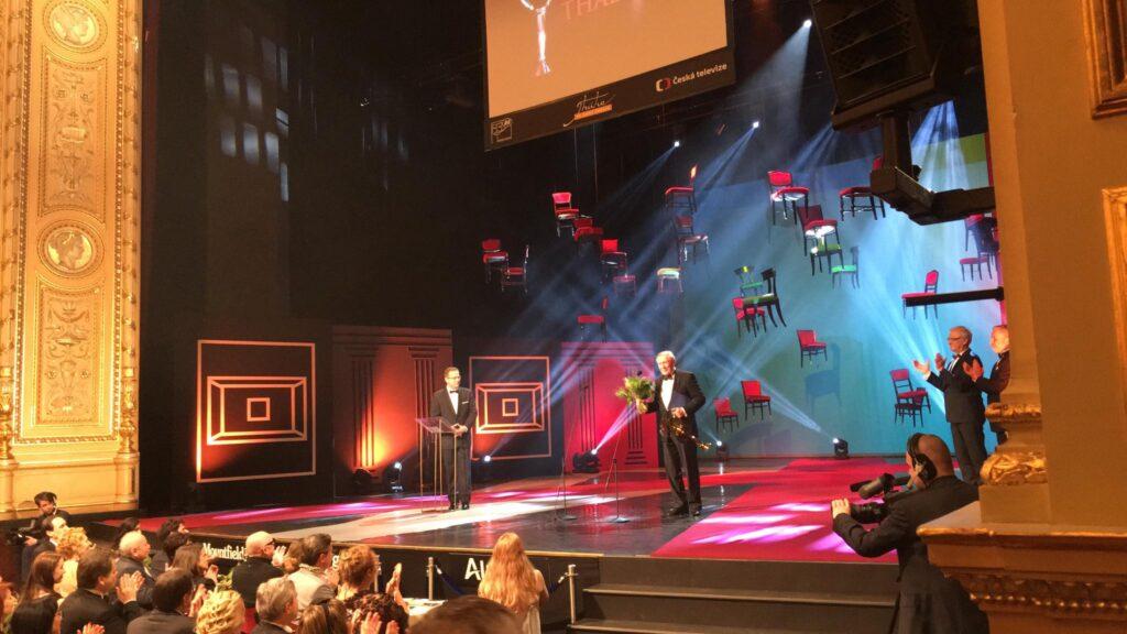 V Národním divadle v Praze byly předány Ceny Thálie za rok 2017