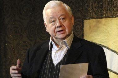 Zemřel legendární ruský režisér a herec Tabakov