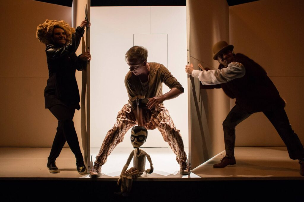Divadlo Minor uvede představení inspirované slavným Pinocchiem Carla Collodiho
