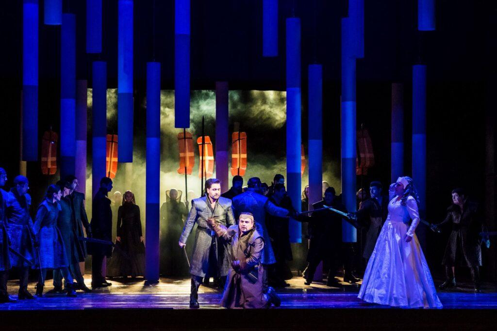 Nevěsta messinská – velká tragická opera Zdeňka Fibicha opět v Plzni