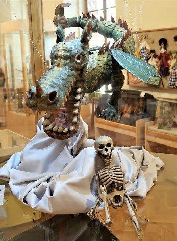 Muzeum v Litovli otevřelo výstavu Loutky