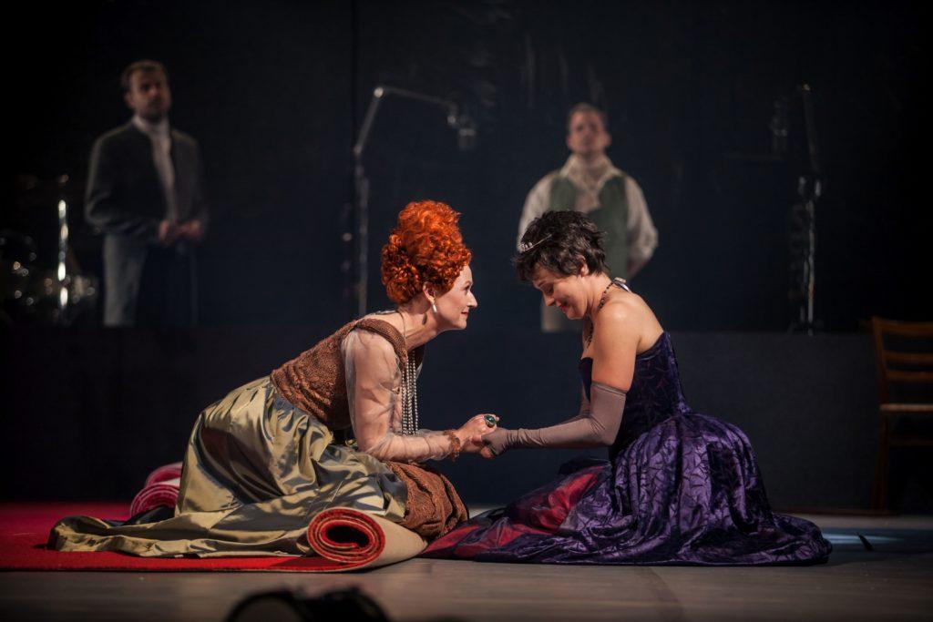 Velký historický příběh dvou královen opanuje závěrsezony vMahenově divadle