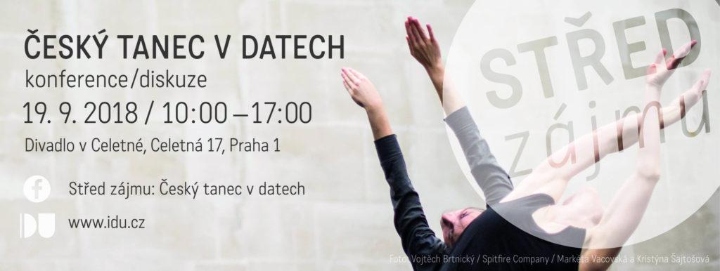 Střed zájmu: Český tanec v datech