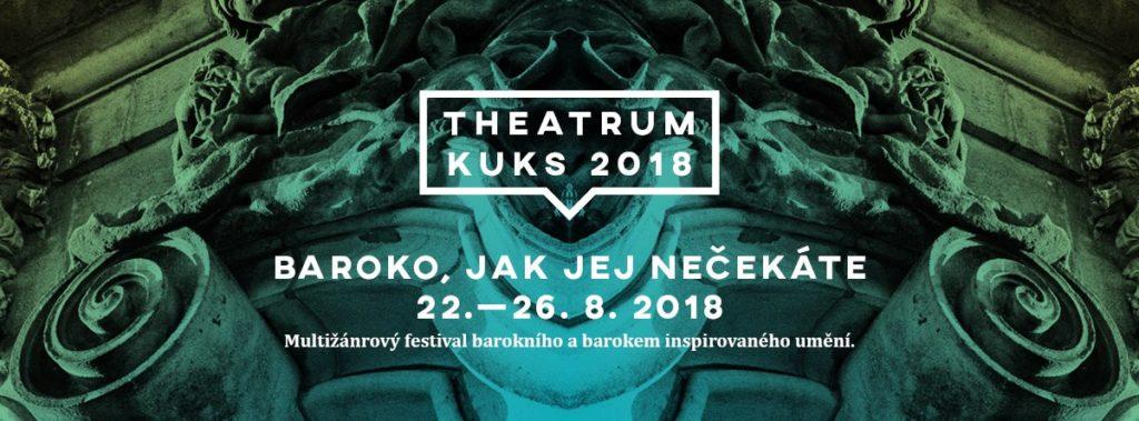 Sedmnáctý ročník festivalu Theatrum Kuks bude multižánrový