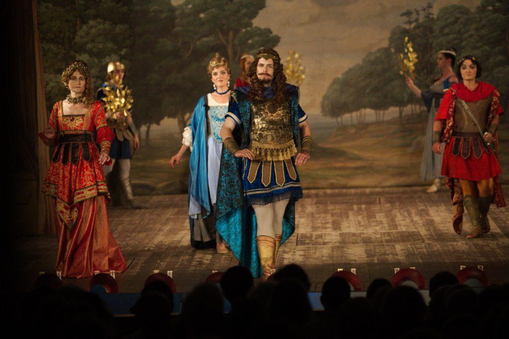 Letní scéna HAMU nabídne premiéru barokní opery Muzio Scevola
