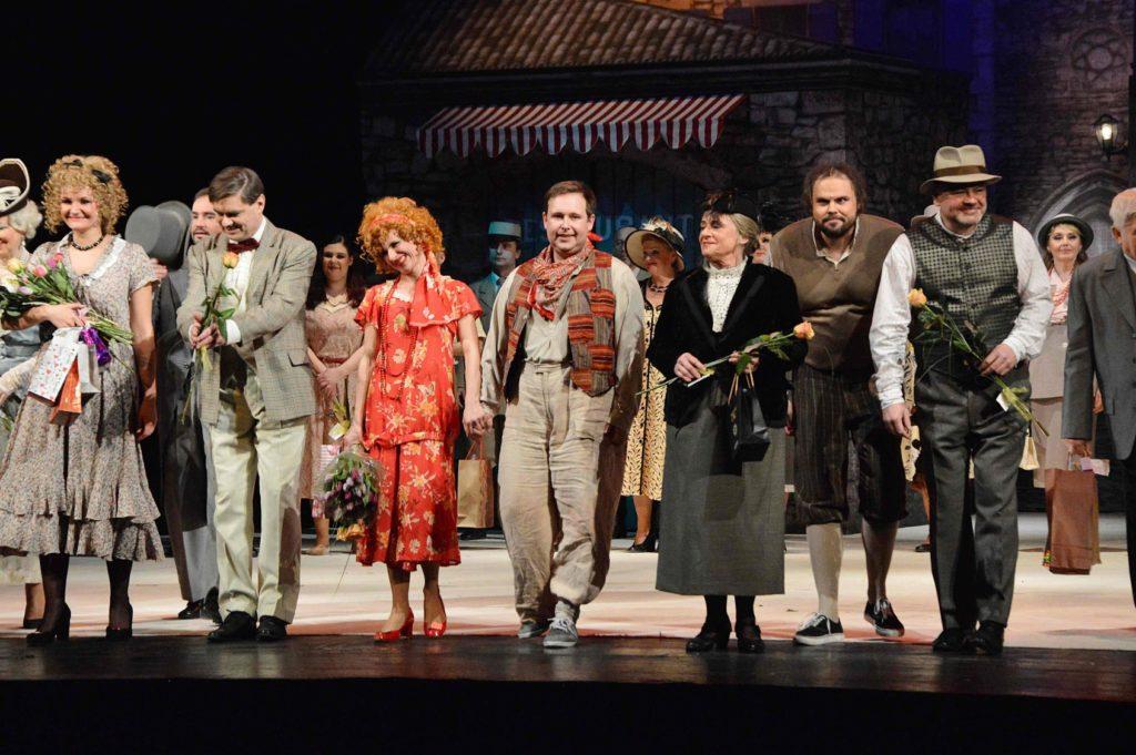 Moravské divadlo Olomouc má za sebou úspěšnou sezonu