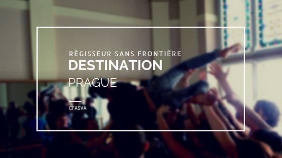 """Pozvánka na prezentaci závěrečných projektů mezinárodního workshopu """"Divadelní technici bez hranic"""""""