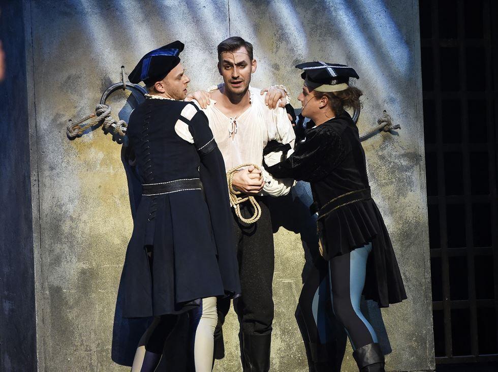 Muzikál Mefisto produkce Divadla Hybernia slavil úspěch na mezinárodním festivalu vJižní Koreji