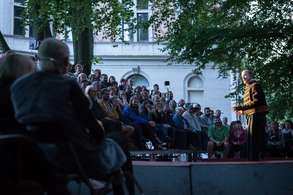 Ústí nad Labem má svůj letní divadelní festival