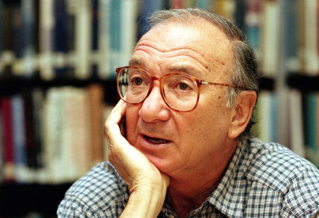 Ve věku 91 let zemřel americký dramatik a scénárista Neil Simon