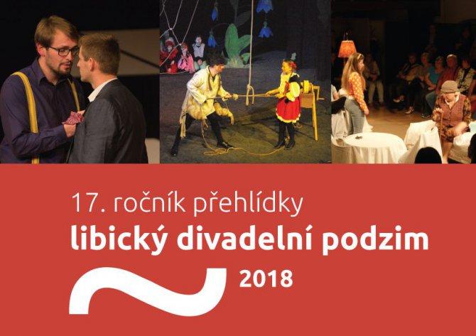 Divadelní spolek VOJAN z Libice nad Cidlinou zve na 17. ročník přehlídky Libický divadelní podzim