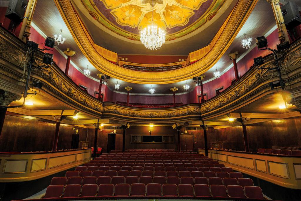 Přestavba DivadlaOskara Nedbala v Táboře bude stát 20 milionů korun