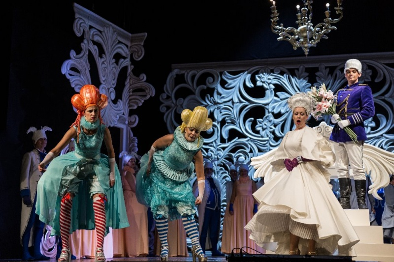 Opera Divadla F. X. Šaldy uvede Rossiniho Popelku