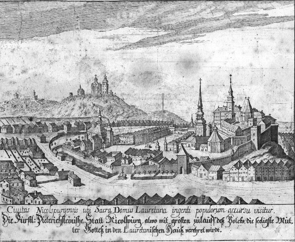 Pozvánka na přednášku: Zámecké divadlo vMikulově 1632–1719