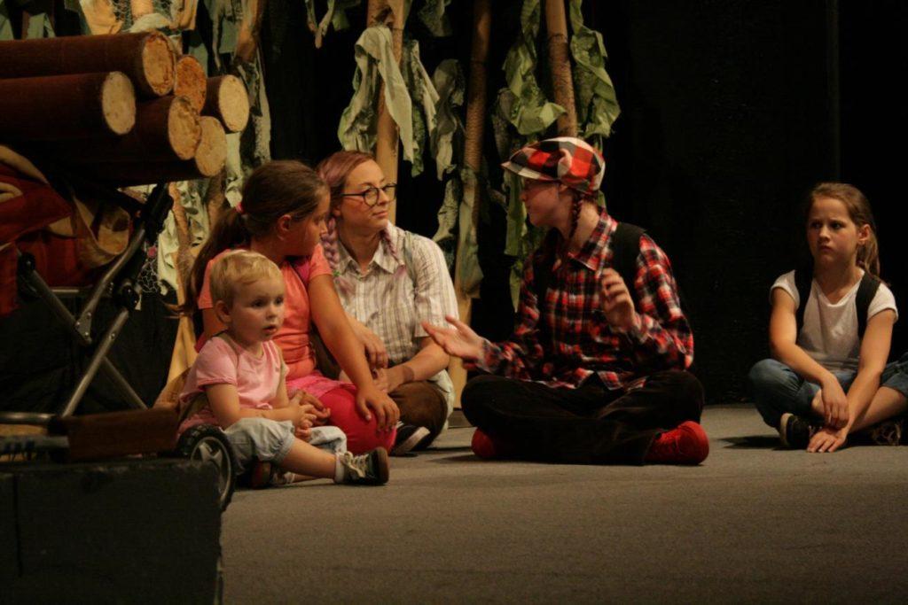 Popelka Rakovník nabídne to nejlepší z divadla pro děti