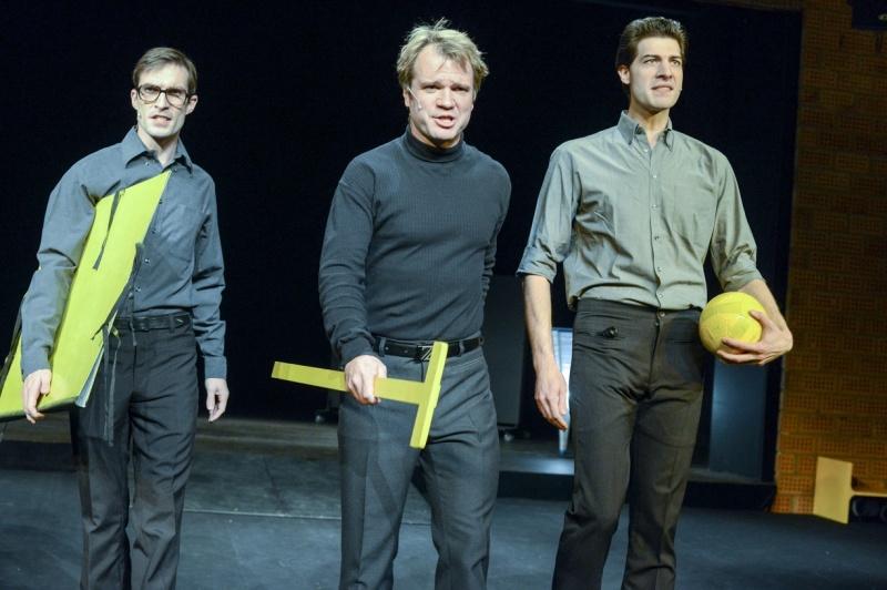 Představení Divadla F. X. Šaldy v Liberci je poctou tvůrcům Ještědu