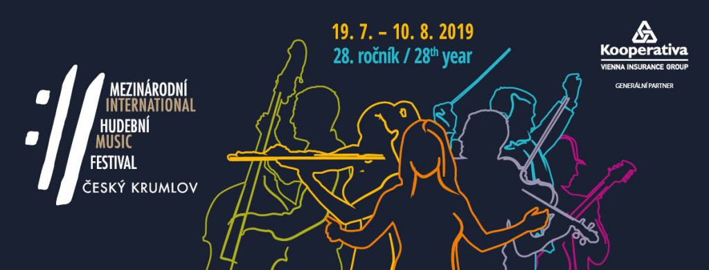 Mezinárodní hudební festival Český Krumlov 2019 nabídne přes dvacet koncertů
