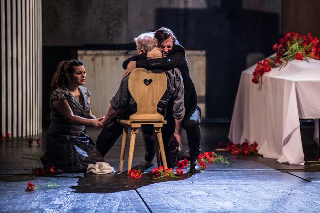 NárodnídivadloBrno uvede modernizovanou verzi divadelní hry Jiřího Mahena Janošík