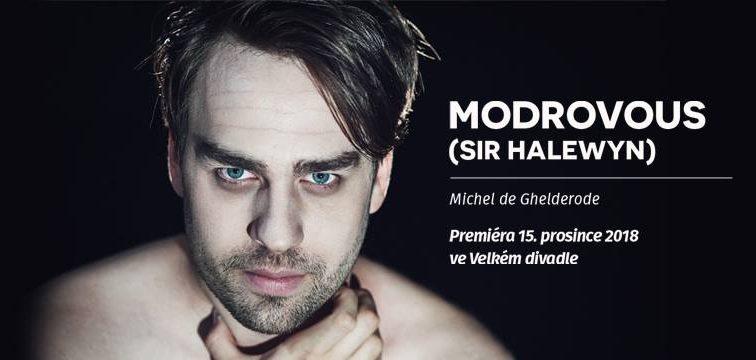 Činohra Divadla J. K. Tyla uvede hororové melodrama Modrovous