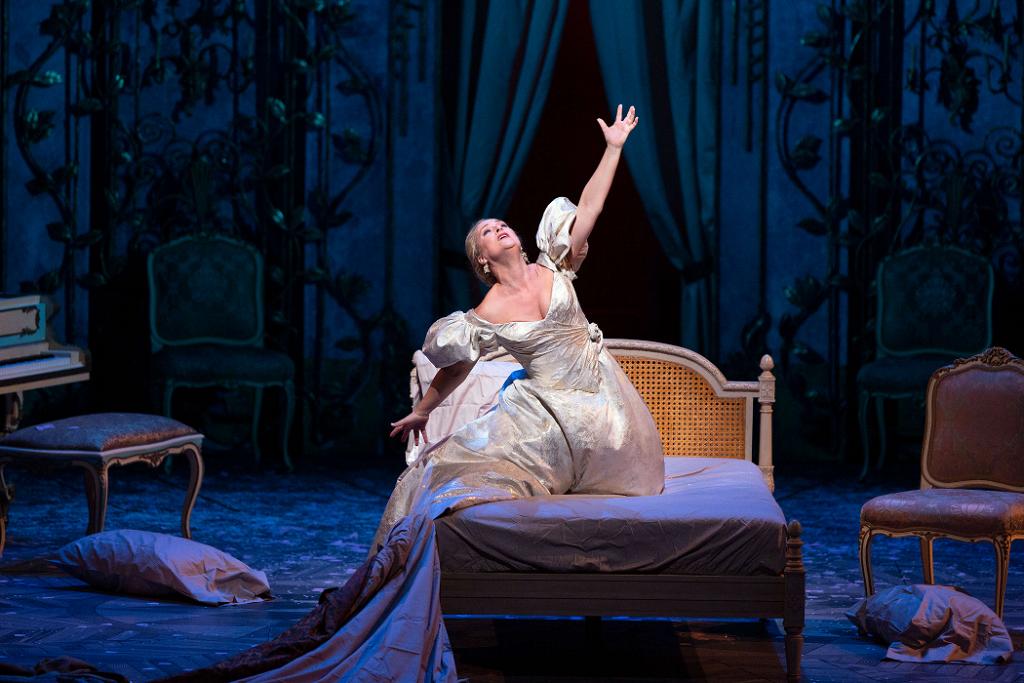 La traviata v posledním přímém přenosu z Metropolitní opery v roce 2018
