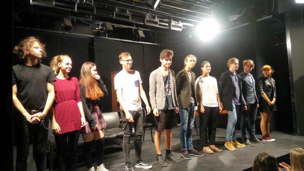 Ateliér pro divadelní vzdělávání při Národním divadle moravskoslezském zahajuje nový rok 2019