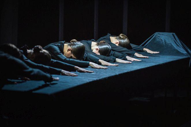 Slavné Lorcovo drama Dům Bernardy Alby v tanečním pojetí na Malé scéně DJKT