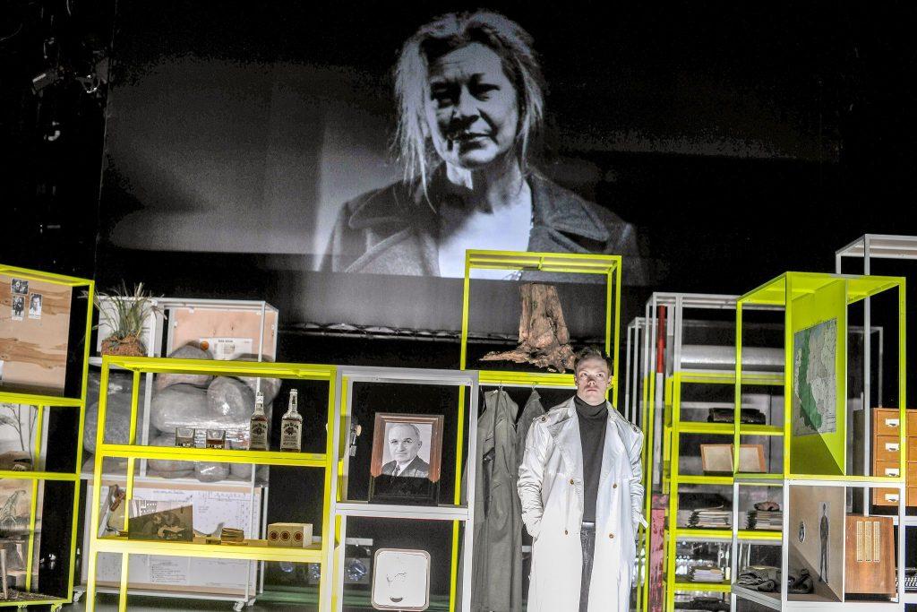 Divadlo Archa uvede dokumentární inscenaci drážďanského Státního divadla Akce Kámen