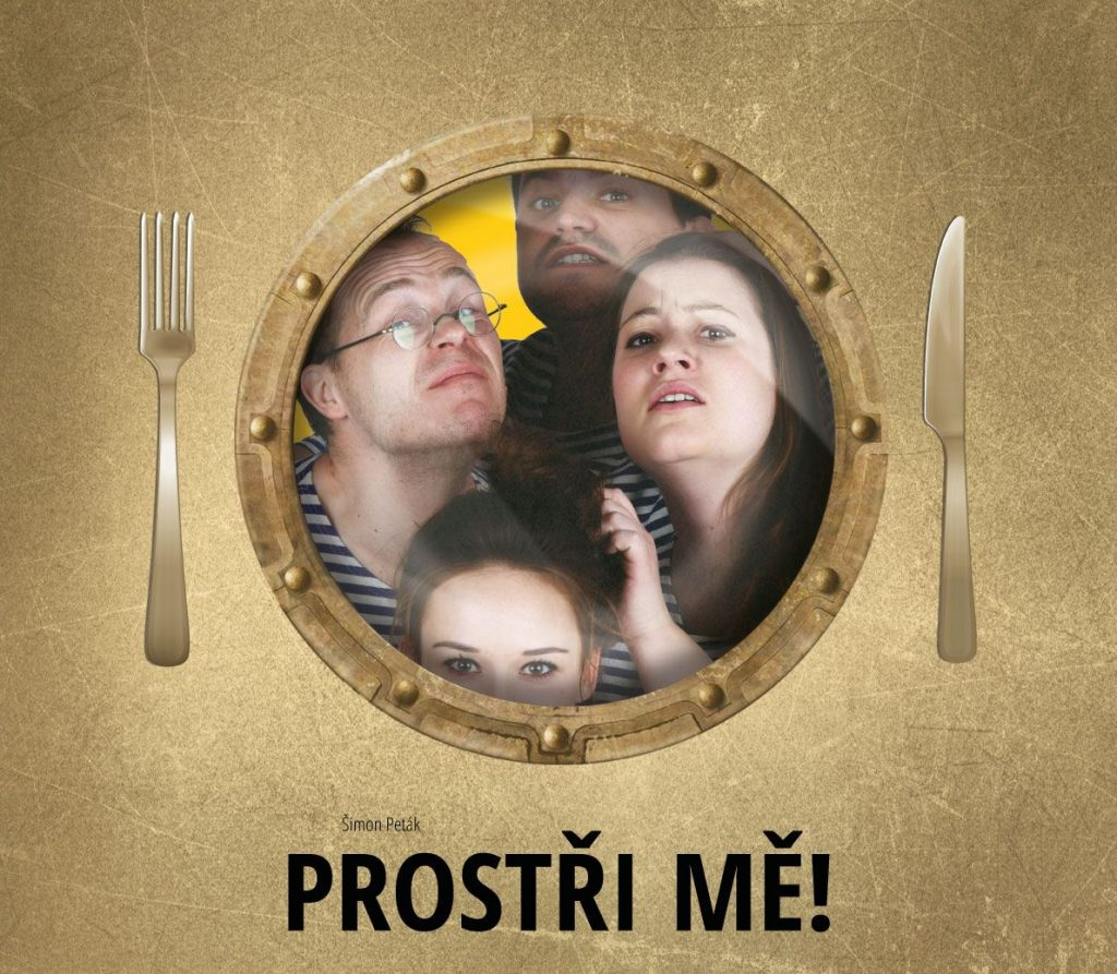 Divadlo Tramtarie připravilo komedii z prostředí populárních televizních reality show Prostři mě!