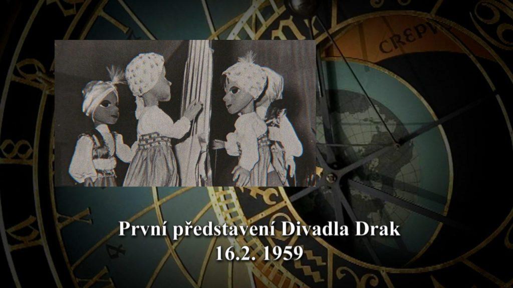 Od první premiéry Divadla Drak uplynulo 60 let