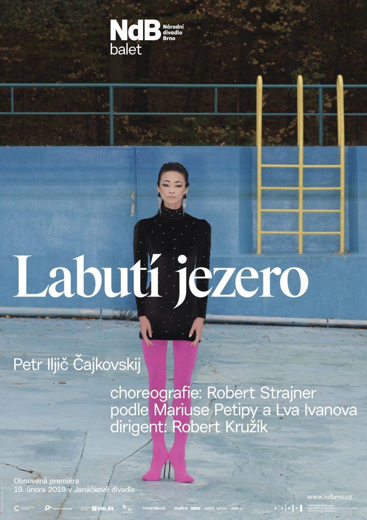 Balet Národního divadla Brno uvede obnovenou premiéru Labutího jezera v nových kostýmech a dekoraci