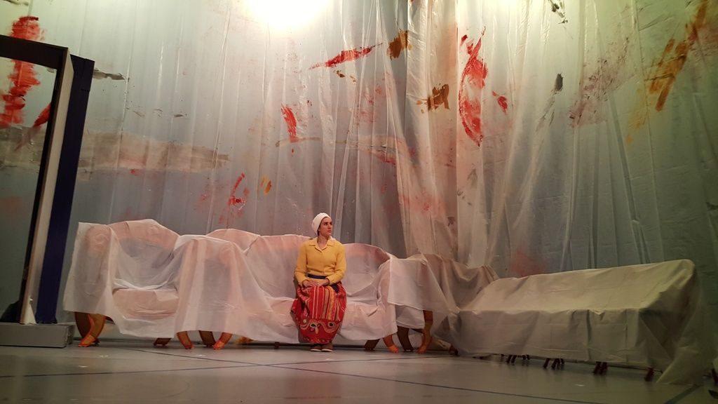 Na Nové scéně bude uvedena kanadská inscenace s hudbou Aleše Březiny věnovaná židovské malířce Charlotte Salomon