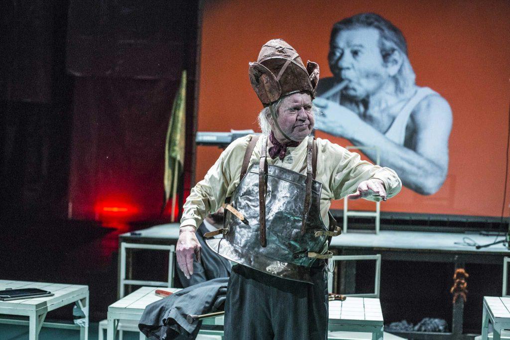 Divadlo J. K. Tyla uvede slavný text francouzského dramatika Alfreda Jarryho Král Ubu