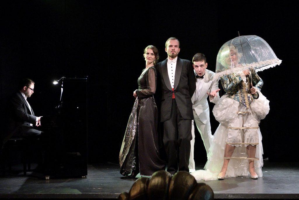 Čtyřnotová opera Toma Johnsona začíná novou etapu spolupráce NDM a Ostravské univerzity