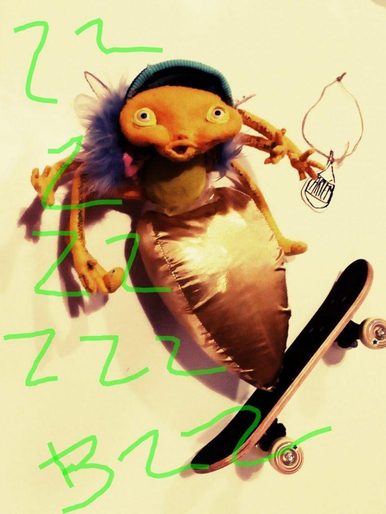 HaDivadlo hraje i pro děti: O Josefíně včelce a její křehké dušence