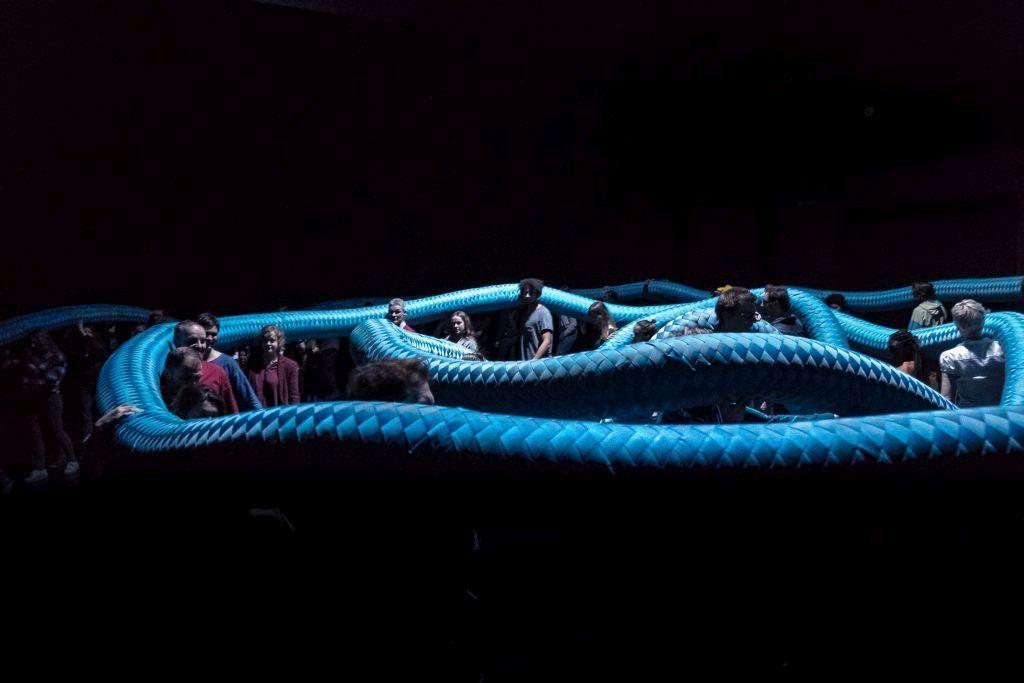 K propojení generací dojde v březnu v Divadle Archa díky novince INVITED souboru Ultima Vez
