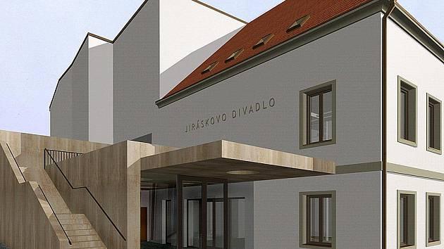 Česká Lípa chce nejpozději příští rok začít rekonstruovat Jiráskovo divadlo