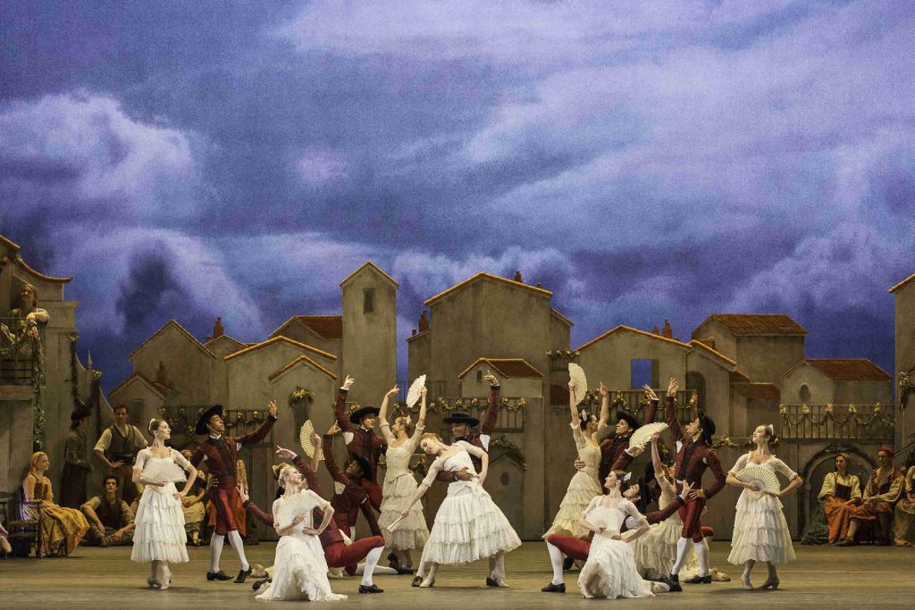 Přímé přenosy z Královského baletu vLondýně do kin pokračují klasickým baletem Don Quijote