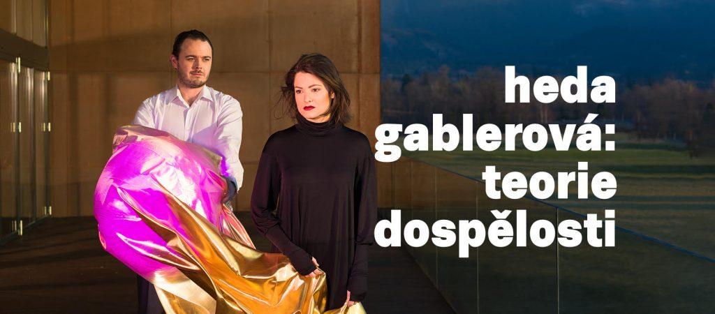 OstravskéDivadloPetra Bezruče připravuje premiéru inscenace Heda Gablerová: Teorie dospělosti
